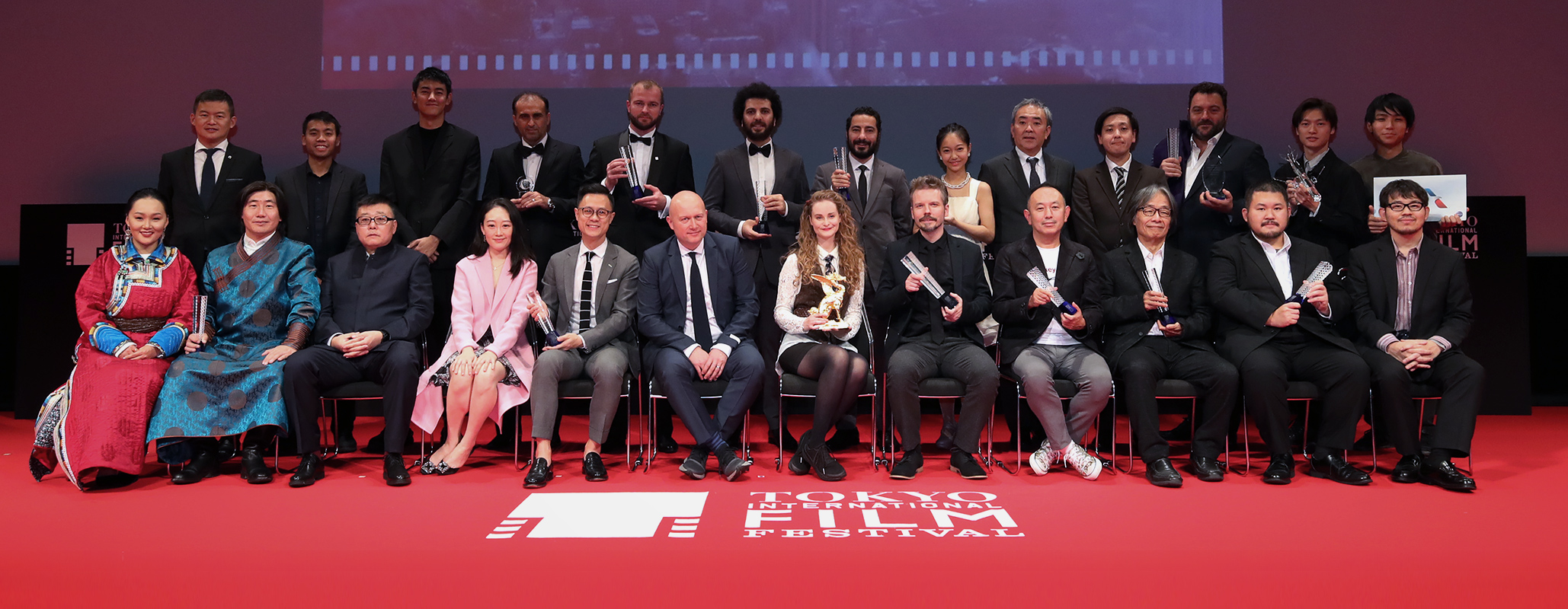 The 32nd Tokyo International Film Festival Award Winners