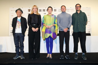 Competition Jury Press Conference